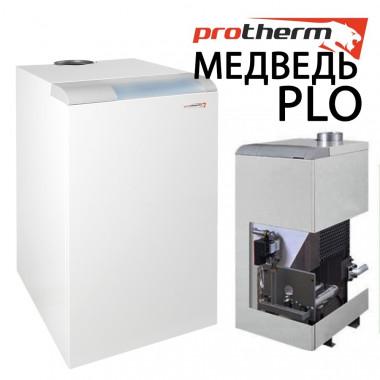 Напольный газовый котел Protherm Медведь 30 PLO