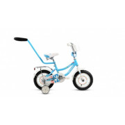 "Велосипед FORWARD FUNKY GIRL 12"" голубой"