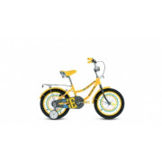 "Велосипед FORWARD FUNKY BOY 16"" желтый"