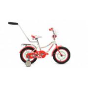 "Велосипед FORWARD FUNKY GIRL 14"" белый"