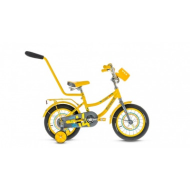 "Велосипед FORWARD FUNKY BOY 12"" желтый"