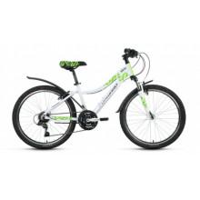 "Велосипед FORWARD RIVERA 1.0 24"" 14 белый"