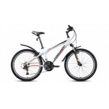 "Велосипед FORWARD TWISTER 1.0 24"" 14 белый"