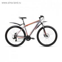 "Велосипед FORWARD NEXT 2.0 disc 29"" 17 серый мат"