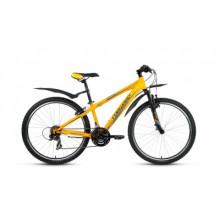 """Велосипед FORWARD FLASH 3.0 26"""" 15,5 желтый мат"""