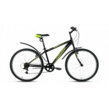"""Велосипед FORWARD FLASH 1.0 26"""" 15,5 черный"""