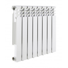 Биметаллический радиатор Rommer Optima 500/80 8 секций в Оренбурге по самым привлекательным ценам