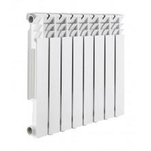 Биметаллический радиатор Rommer Optima 500/80 8 секций