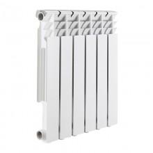 Алюминиевый радиатор Rommer Optima 500/80 4 секций в Оренбурге по самым привлекательным ценам